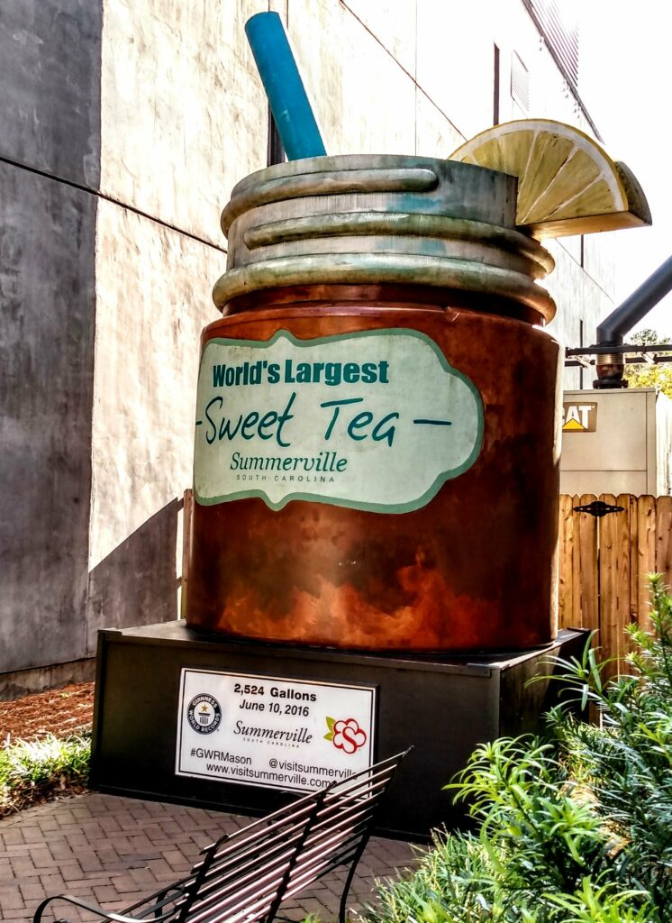 Seet Tea in Summerville